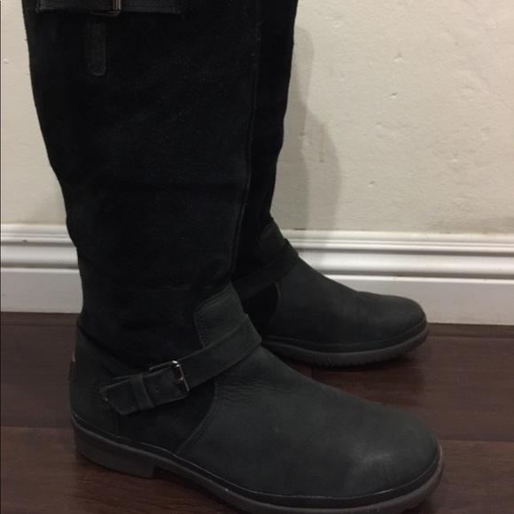 b6b98c34cdc Ugg Australia Thomsen Riding boot black size 10
